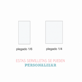 Serv 30×40 – 1 capa MICROPUNTO Blanca